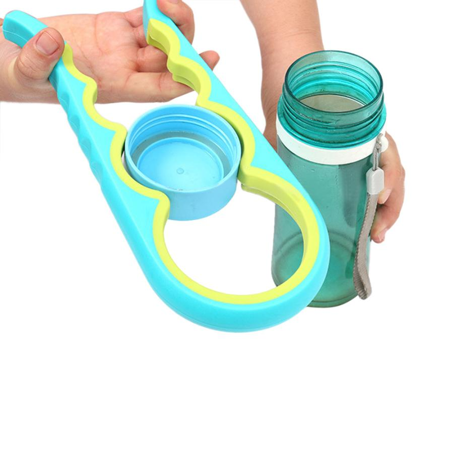 4 in 1 pro gourd shape jar lid and bottle cap twist opener kitchen tool opener