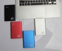 Brand 1TB USB 3.0 HDD 2.5 High-Speed Shockproof External Hard Drives HDD Desktop Laptop Mobile Hard Disk External Hard Drive 1TB