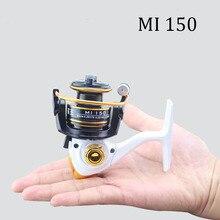 MI150 MINI Small fishing reels 10bb fly fishing spinning reel  Ice fishing wheel Rock & Lure Fishing Tackle