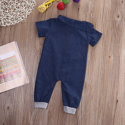Are-2017-baby-girls-and-Boys-Denim-super-cool-fan-Leotard-Child-shorts-baby-baby-romper-Jumpsuit-dress-children-0-3y-4