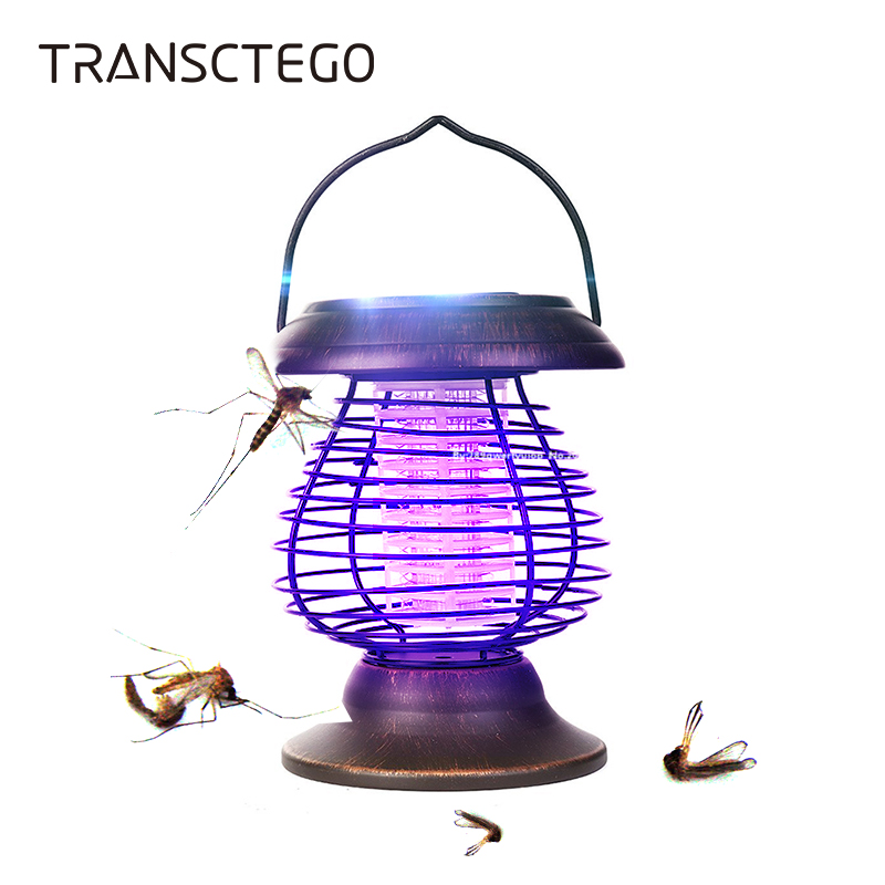 Solar Light Portable Mosquito Killer Solar Battery Powered Lamp Bug Zapper Outdoor For Garden Camp Insect Repeller Hanging Light ophir airbrush kit with air compressor airbrush paint gun for cake decorating body tattoo model hobby nail art ac003 ac005 ac011