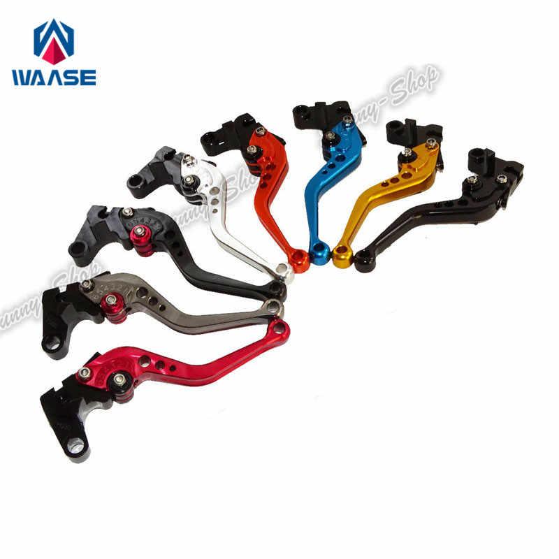 waase For Yamaha YZF R1 2002-2003 / R6 1999 2000 2001 2002 2003 2004 Motorbike CNC Short Brake & Clutch Levers