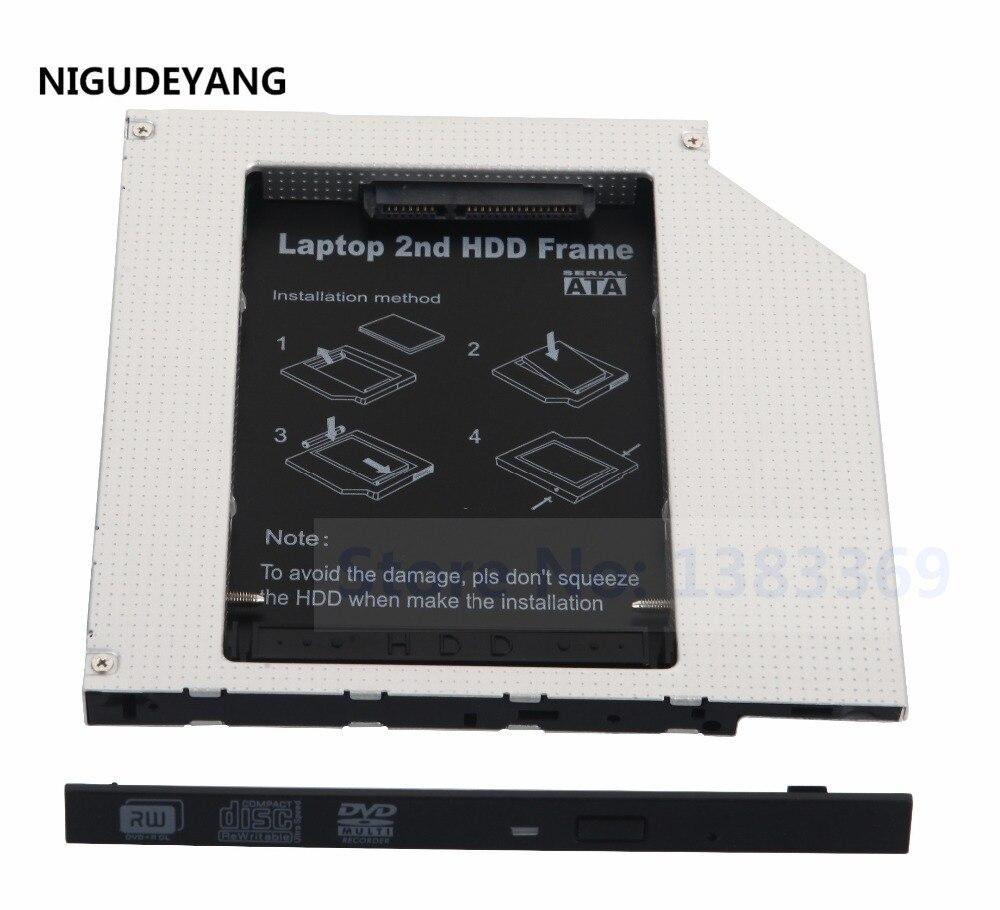 Caddy Hard-Drive A1260 Optical-Bay Macbook A1181 2008 2nd-Sata PATA NIGUDEYANG To IDE