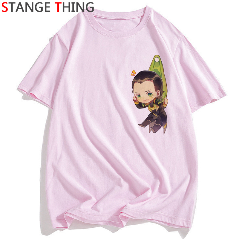 Newest Loki Summer Cool   T     Shirt   for Men/women The Dark World   T  -  shirts   Casual Harajuku Style Tshirt Hip Hop Top Tees Male/female