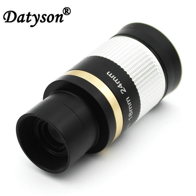 Datyson 1.25 Deluxe Zoom Telescope Eyepiece 8-24mm Fully Metal Goggles with FMC Broadband HD Green Film