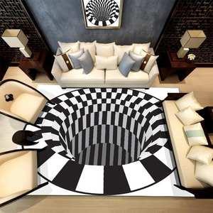 3D Carpet Rug Alfombra Floor-Area Living-Room Bathroom Printed Ruldgee-Printing Outdoors