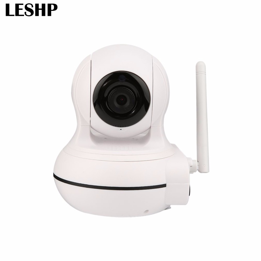 720P HD Smart IP Camera Wi-Fi Network Surveillance Camera Wireless Baby Monitor for Privacy Security of Indoor Shop Use Homeuse
