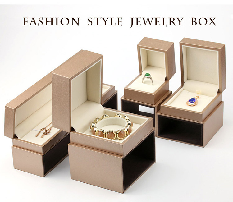 free shipping high-grade empty golden jewelry boxes,ring/pendant/bracelet/necklace packing box free shipping european high grade furniture jewelry natural resin candlestick rose upholstery candlestick wedding accessories