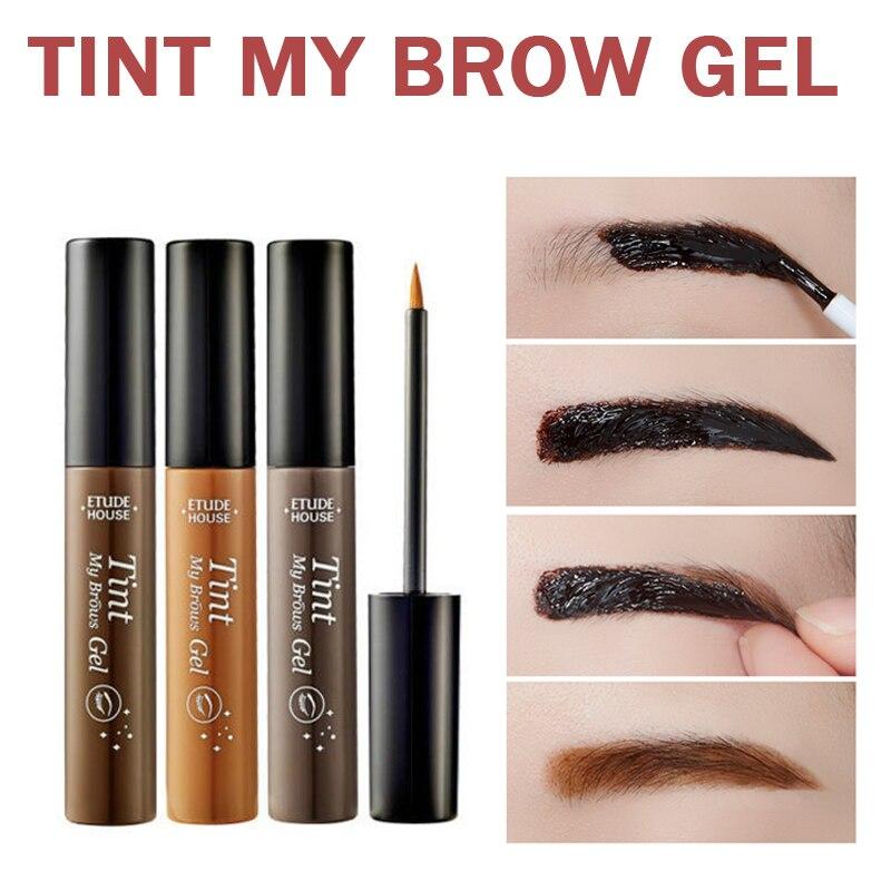 ᗖpeel Off Eyebrow Enhancer Tint Tint Gel Tattoo Makeup