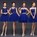 New Royal Blue Bridesmaids Dresses Short Bridesmaids Dresses cheap bridesmaid dresses