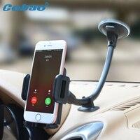 Cobao Einstellbare Armaturenbrett Auto Halter Telefon 360 Grad Windschutzscheibe Auto Handyhalter für Samsung iPhone