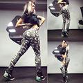 HOT 8 estilos sexy girl mujeres hardcore carta Leopardo de las señoras Anime 3D imprime Leggings elásticos de fitness pantalones de entrenamiento