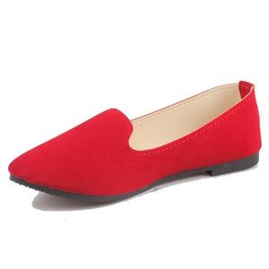Plus Size 35-42 Shoes Women Fl