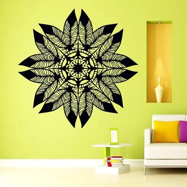 Dreamcatcher Dream Catcher Decal Wall Vinyl Decals Art Home Decor ...