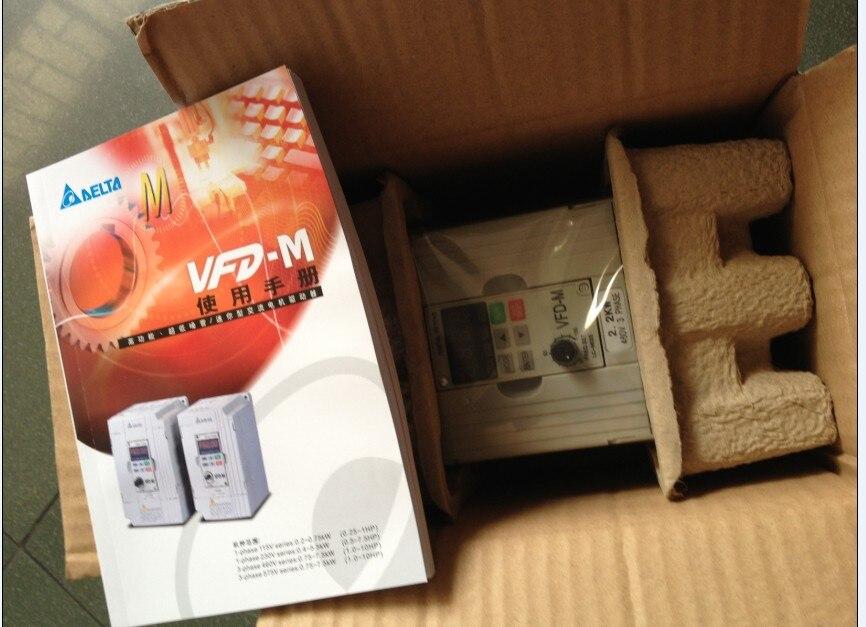 Single phase VFD015M21A  220v 1.5kw 100% new free shipping free shipping 10pcs mk1477 015