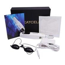 Picosecond lazer kalem ışık tedavisi kaldırma dövme skar köstebek çil koyu leke çıkarma makinesi cilt bakımı güzellik cihazı Neatcell