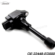22448-ED000 Новый Катушка Зажигания Для Nissan Altima Cube Rogue Sentra Versa Micra X-Trail Infiniti M56 FX 50 QX70 Renault Koleos
