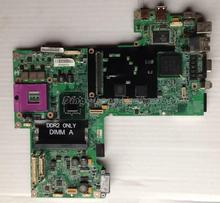 For dell inspiron I1720 laptop Motherboard/mainboard 0UK434 CN-0UK434 for intel cpu with integrated graphics card