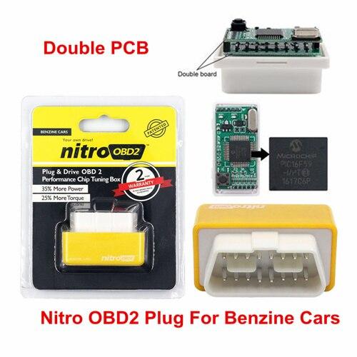 Nitro Benzine Double