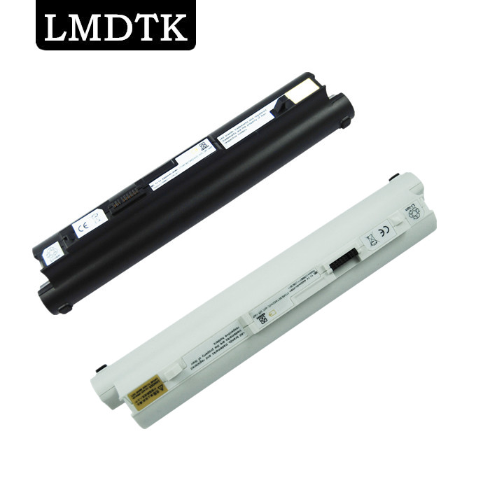 LMDTK New 6cells Laptop Battery  FOR  LENOVO S10-2 SERIES IdeaPad S10-2c  L09M3B11 L09M6Y11 L09S3B11 L09S6Y11  Free Shipping