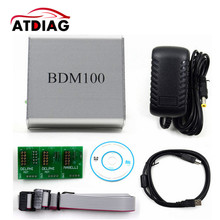 2017 Professional Super Ecu programmer BDM100 V1255 universal chip tunning tool BDM 100 with free shipping