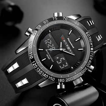 Luxury Brand Watches Men Sports Watches Waterproof LED Digital Quartz Men Military Wrist Watch Clock Male Relogio Masculino 2018 - DISCOUNT ITEM  48% OFF Watches