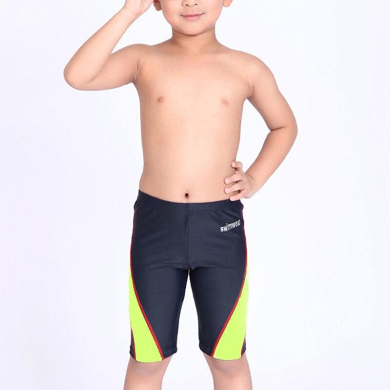 Swimming Trunks for Boys Swimsuit Swimming Shorts Children Swimwear Slim Bathing Suit Kids Boys Summer Board Shorts Swim Surf