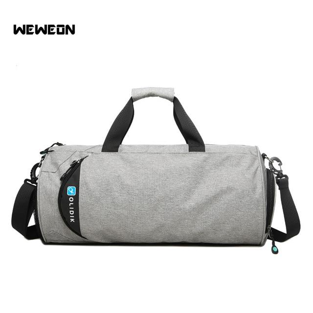 Nueva llegada impermeable bolso deportivo para mujeres y hombres bolso de  hombro al aire libre de 3351397a6be99