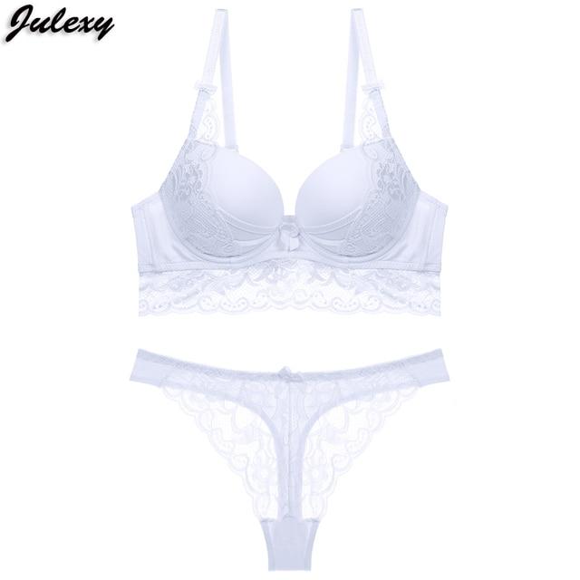 f99b81bb58ab ... push up bra set Lace hollow out bralette underwear panty set intimates  Black Red Women bra brief set. Previous; Next