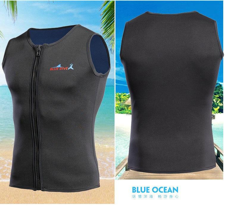 Новый стиль неопреновый жилет для Гидрокостюма + шорты для женщин 2 мм серфинг для купания костюм из двух частей для плавания Подводное плавание с длинными рукавами гидрокостюмы - 3