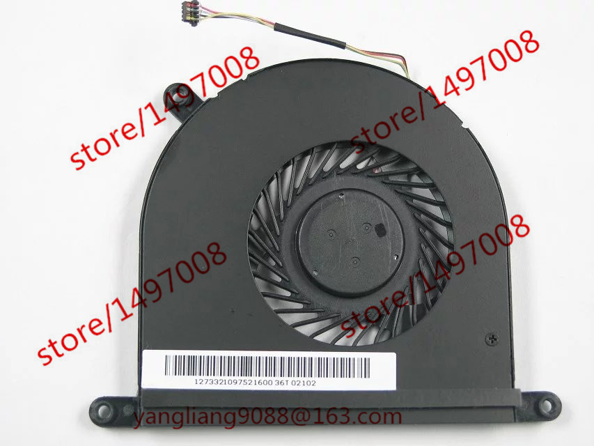 Emacro FCN DFS501105PQ0T, FCBQ DC 5V 0.5A 4-wire 4-Pin 70mm Server Blower fan free shipping for sunon kde0505phb2 dc 5v 1 9w 2 wire 3 pin 50x50x15mm server square fan