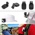 Senior 360 Degree Rotary Backpack Hat Clip Travel Quick Clamp Clip Mount Adapter Mini Tripod For GoPro Hero 2 3+ 4 Sport Camera