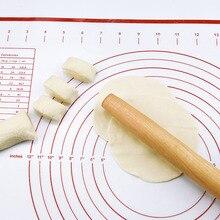 Силиконовый лист выпечки прокатки теста Кондитерские торты коврик-подкладка для выпечки коврик духовка, макароны Скалки& Кондитерские доски стекловолокно