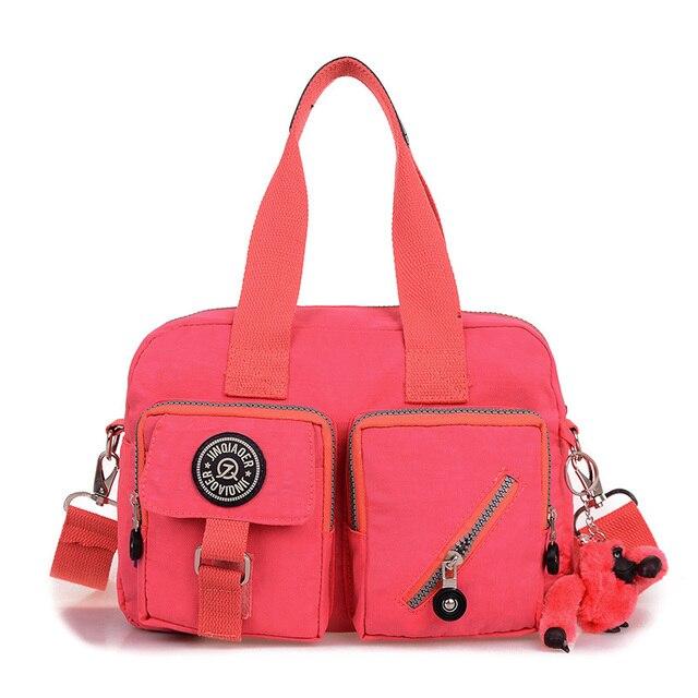 2015 Shoulder Bag Casual-Bag Nylon Waterproof Kiple Women Kip Monkey Bag  Messenger Men s Travel e0a6acf866f43