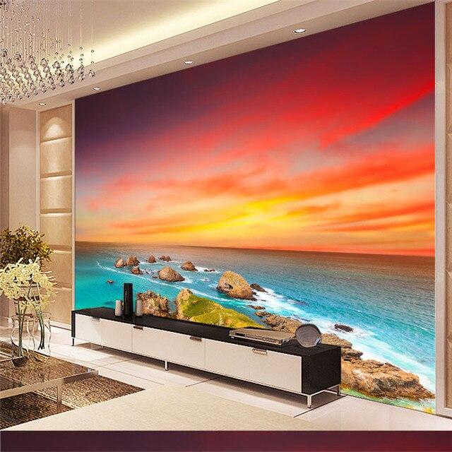 Online Shop Beibehang Large Custom Wallpapers Aesthetic Romantic HD