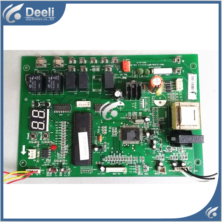 95% new good working for air conditioning computer board MDV-J140W/BPY control board on sale фанкойл mdv mdkt3h 1600g100