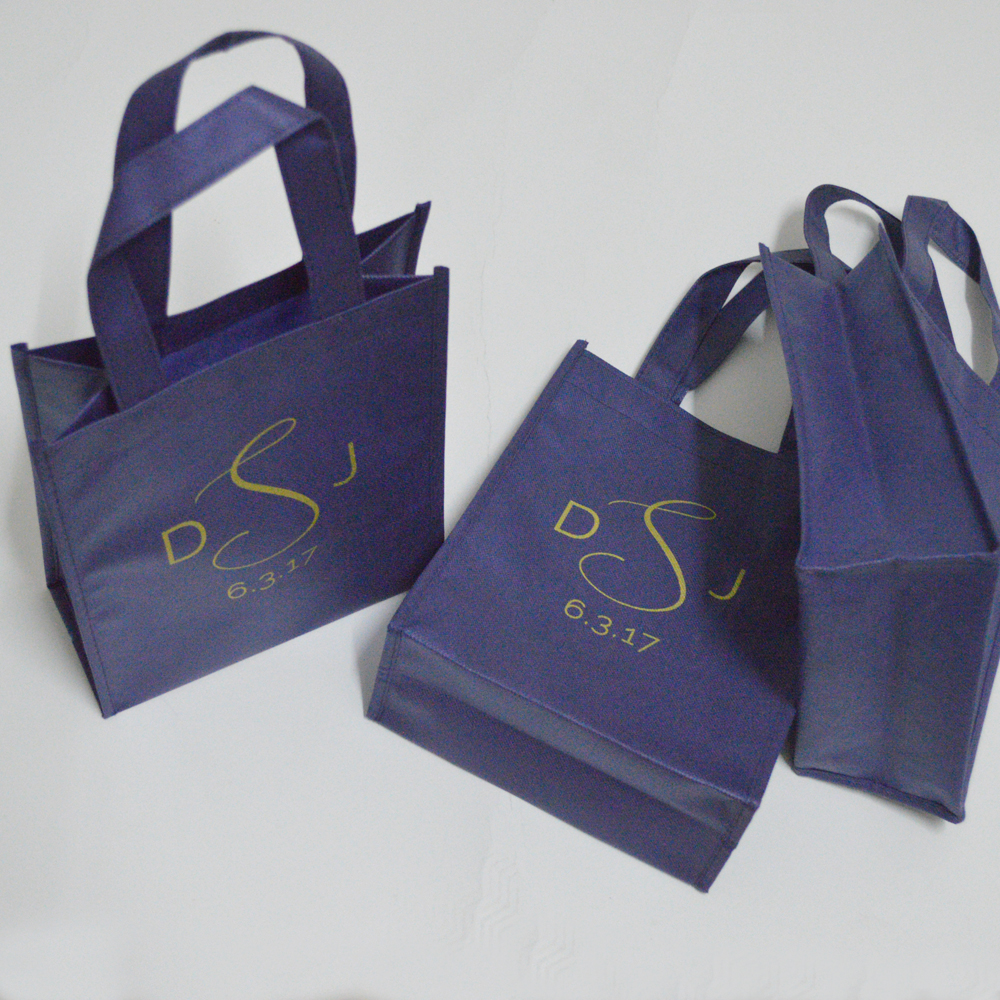 Small Wedding Gift Bags: Small Wedding Gift Bags Promotional Logo Cookie Packaging