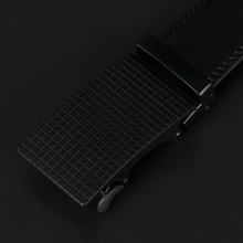 Cow Genuine Leather Automatic Buckle Belt For Men