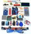 Модернизированный Расширенная Версия Starter Kit RFID узнать Люкс Комплект LCD 1602 для Arduino UNO R3