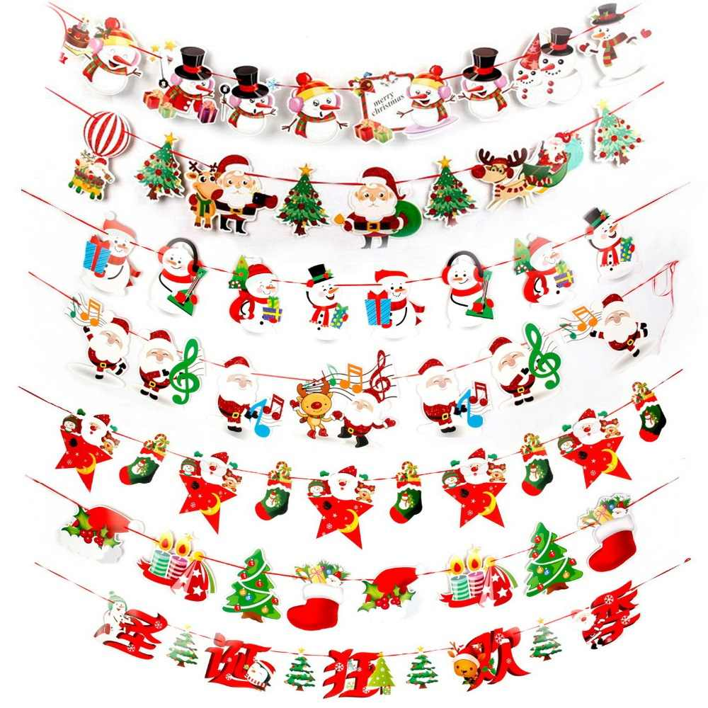 Christmas Crafts 2019.Noel Diy Christmas Decorations For Home Merry Xmas Ornaments
