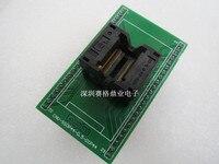 Opentop 100% 신규 및 기존 OTS-44-0.5-01 ssop44/tssop44 0.5mm enplas ic 연소 시트 어댑터 테스트 시트 테스트 소켓 테스트 벤치
