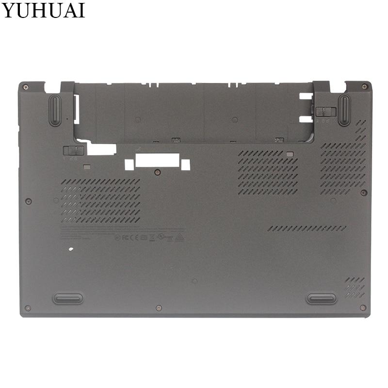 Newc Bottom case FOR Lenovo Thinkpad X260 Laptop Bottom Base Case Cover black