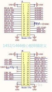 Image 4 - Dsp ADAU1466 Core Board (Nieuwe)