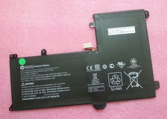 Original for hp HP HP MA02XL HSTNN-LB5B 721895-121 HQ-TRE 71004   laptop tablet notbook battery 7.4v25wh