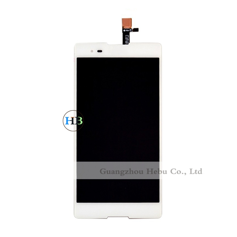 ФОТО Brand New 3-7 Days Free DHL For Sony Xperia T2 Ultra D5303 D5306 XM50h LCD Display Screen With Touch Digitizer Assembly 20pcs