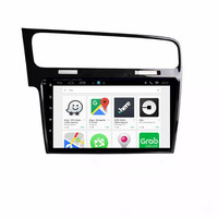 ChoGath 10.2'' Octa Core Android 8.0 Car Radio GPS Navigation Player for Volkswagen Golf 7 MK7 VII 2013 2014 2015 with