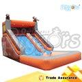 Top Seller casa de Brinco Inflables Castillo Inflable de Diapositivas Para Los Niños