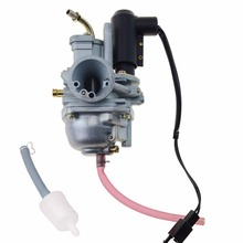 New Carburetor Air Filte 2 Stroke 50cc 49cc Scooter Moped Carb Motorcycle N090-097