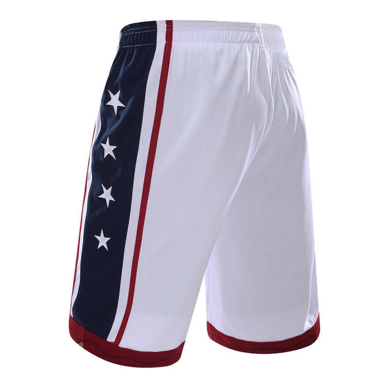 Men's Basketball Shorts Polyester Mesh Sport Running Short Pants Homme Drawstring Gym Joggers Surf Pantaloncini Basketball