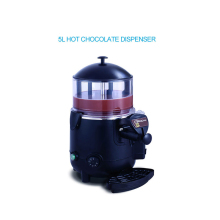 Chocolate Machine 5L Hot Dispenser Commercial Perfect For Cafe Milk, Party,